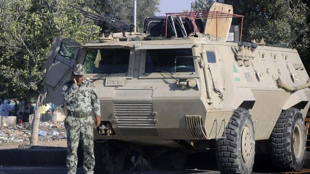Los islamistas abren fuego cerca de un aeropuerto de Egipto