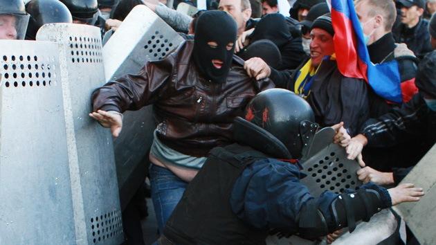 10 razones por las que Ucrania está en guerra civil