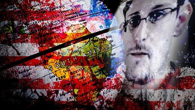 EE.UU. amenaza a Ecuador con represalias económicas si da asilo a Snowden
