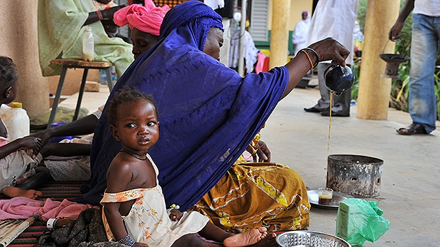 Un científico ofrece regalar la 'solución' al hambre en África