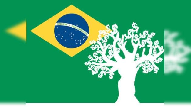 Las reservas internacionales de Brasil baten un récord histórico