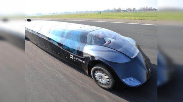 El superbus del futuro se hace realidad