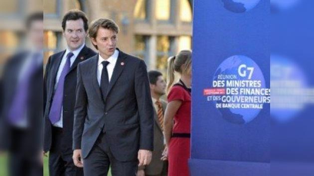 El G7 no alcanza un acuerdo común sobre medidas anticrisis