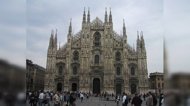 La réplica de la catedral del Duomo batió el récord de venta en Italia