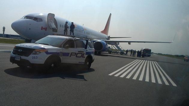 Video: Un equipo SWAT aborda un avión con destino a Panamá por una amenaza terrorista