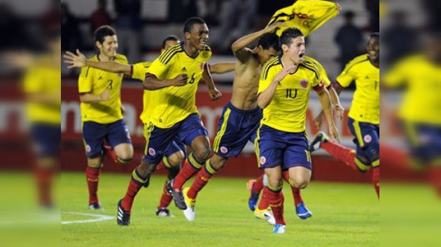 Colombia golea a Francia en su debut en el Mundial Sub-20