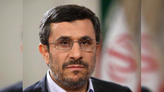 Ahmadineyad responsabiliza a Occidente de la falta de lluvias en Irán
