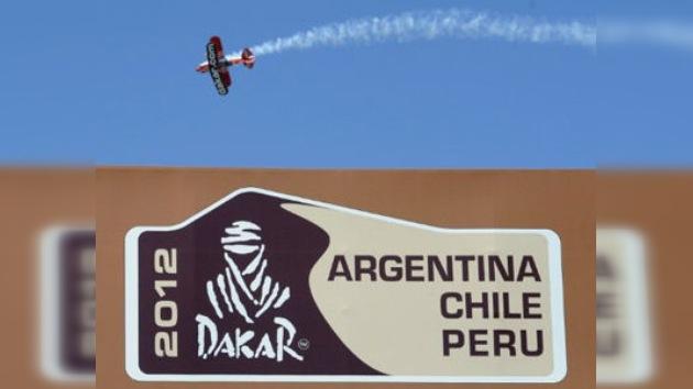 El 2012 arranca con el Dakar