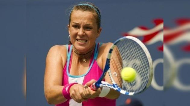 Pavliuchénkova alcanza por primera vez los cuartos de final del US Open