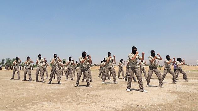 Reino Unido planeó la formación en Siria de un ejército de 100.000 rebeldes