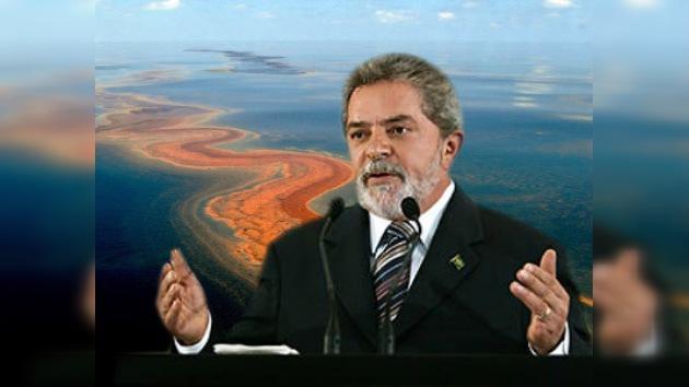 """Lula: """"Si Brasil fuera responsable surgiría un escándalo mundial"""""""