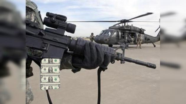 """¿Cuánto le costó a los estadounidenses la """"misión de combate"""" en Irak?"""