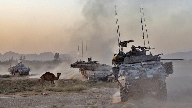 """Afganistán firmará pronto un acuerdo para que se queden fuerzas estadounidenses"""