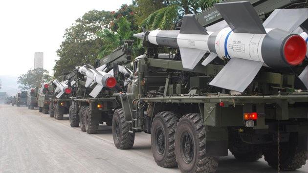 Venezuela, primer importador de armas de Latinoamérica