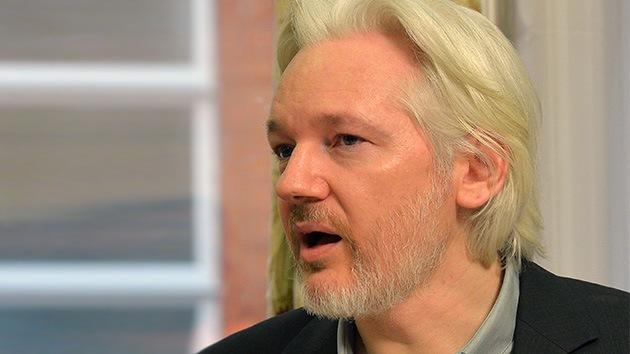 Assange abandonará la Embajada de Ecuador en Londres si se cumplen sus exigencias