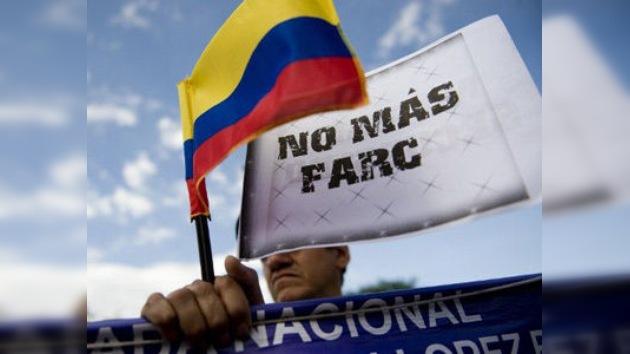 Las FARC anuncian el fin de los secuestros
