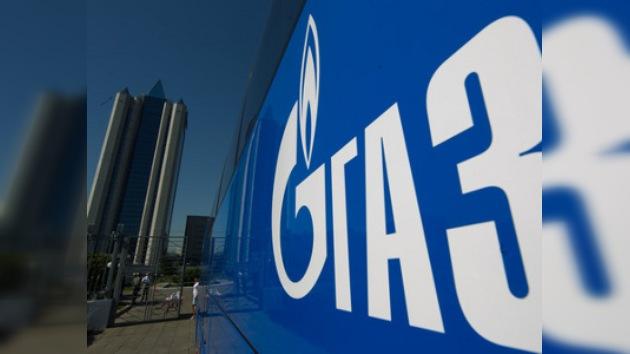 Gazprom, la compañía más rentable en 2009