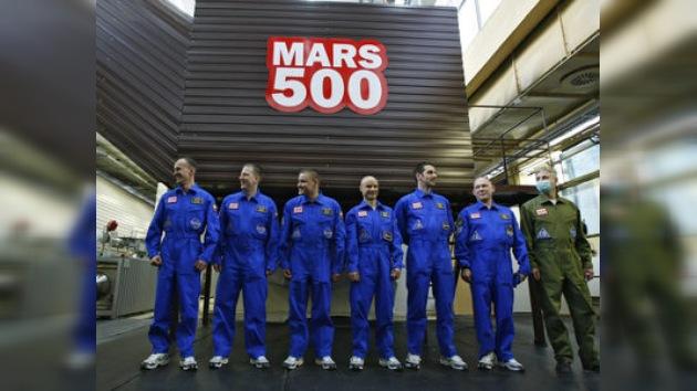 Más de 500 días encerrados simulando un vuelo a Marte
