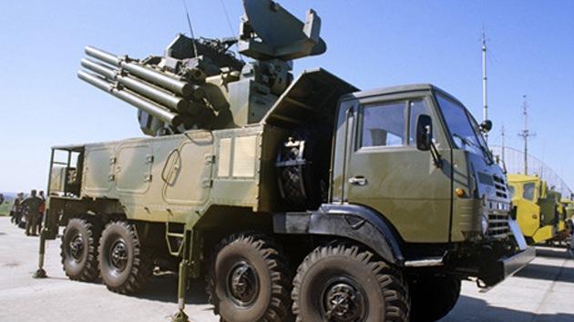 """""""Los sistemas sirios de defensa antiaérea, capaces de contrarrestar ataques de EE.UU."""""""