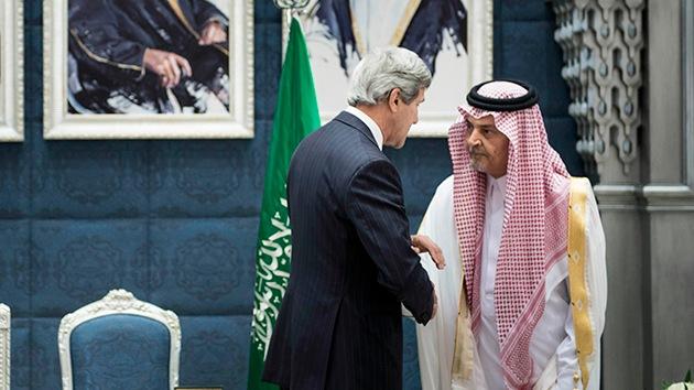 El acuerdo secreto Arabia Saudita-EE.UU. sobre Siria