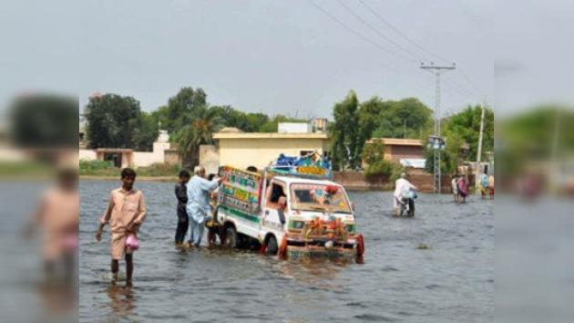 Las lluvias en Pakistán han dejado al menos 88 muertos