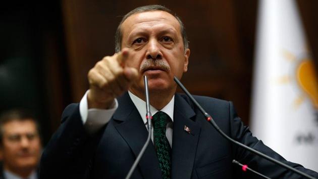 Erdogan: El moderno 'Lawrence de Arabia', un enemigo mayor que el Estado Islámico