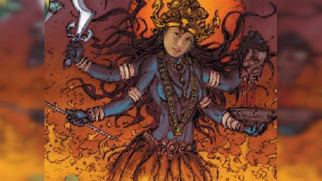 Shakira será diosa india en una cinta