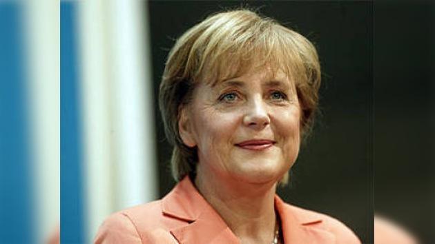 Merkel decepciona a los alemanes
