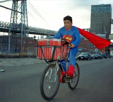 La verdadera historia de los superhéroes