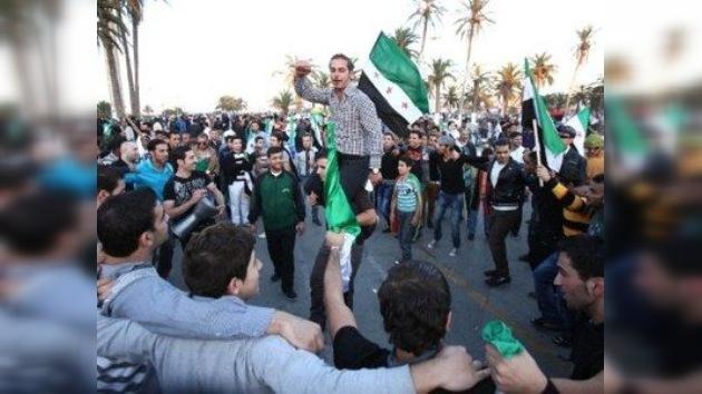 La oposición exagera la gravedad de la crisis siria para que EE. UU. intervenga