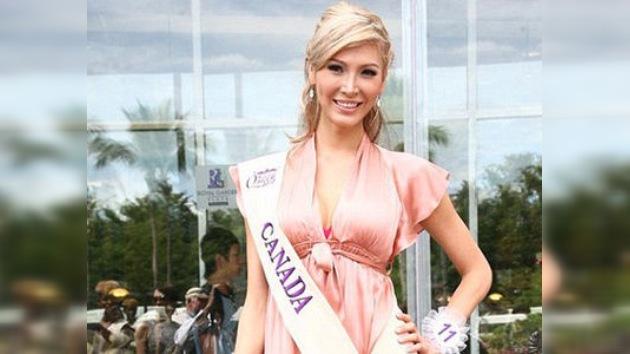 Miss Universo: descalifican a la finalista canadiense por su pasado masculino