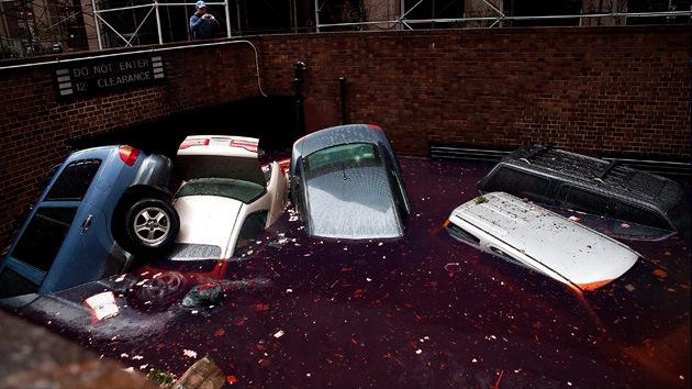 El huracán Sandy deja 17 muertos en el estado de Nueva York