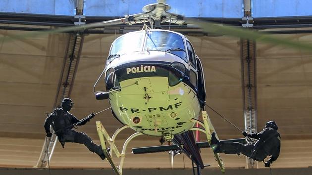 La Policía de Brasil ya tiene a 'su equipo armado': Cuál será su táctica en el Mundial