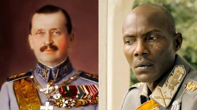 Mariscal Mannerheim, 'hecho en Kenia'