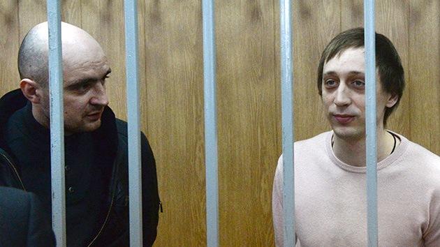 Declaran culpables a todos los acusados del asalto contra el director artístico del Bolshói