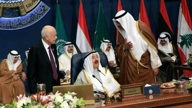 """La Liga Árabe: """"Israel es responsable de la crisis de los diálogos de paz con Palestina"""""""