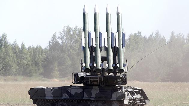 """Rusia: """"Se detectó actividad de misiles ucranianos Buk el día del siniestro del avión"""""""