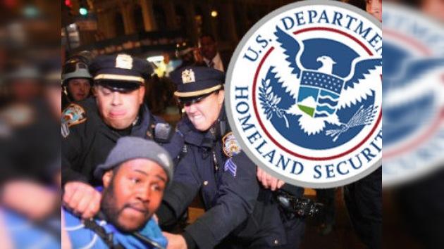 El FBI podría estar detrás de las brutales redadas contra Ocupa Wall Street