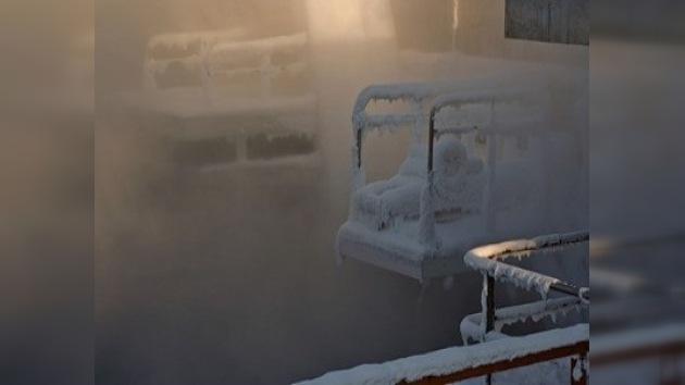 El invierno ruso visto desde adentro