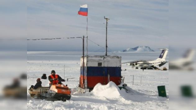 Rusia intensifica la actividad científica en el Antártico
