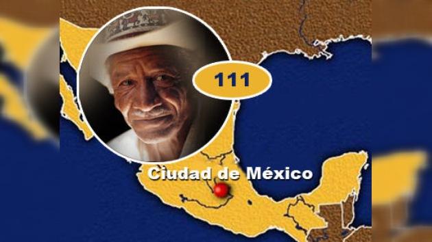 Cifra récord de personas mayores de 100 años se registra en México