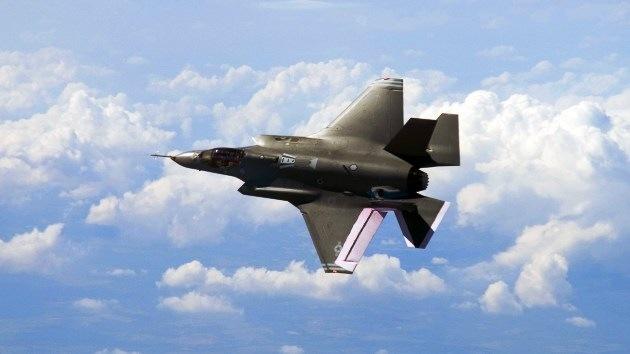 El Pentágono elige a una empresa israelí para fabricar el casco de los pilotos del F-35