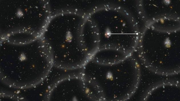 Crean un mapa tridimensional de máxima precisión del universo