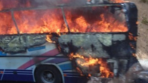 Varios turistas israelíes mueren en la explosión de un autobús en Bulgaria