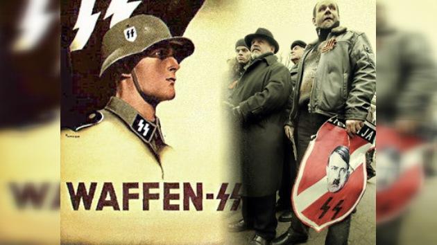 El desfile nazi en Letonia provoca manifestaciones y rechazo internacional