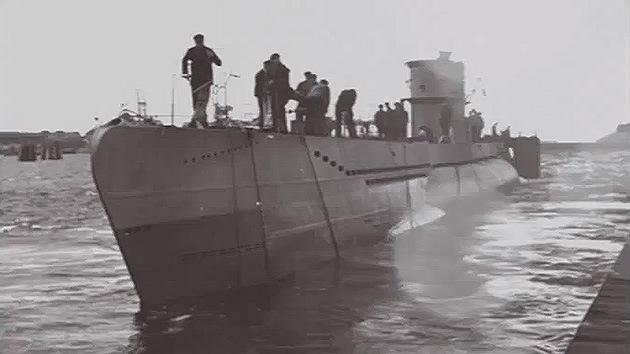 Video: Localizan un submarino alemán hundido en el Báltico en 1941