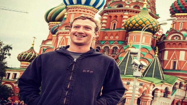 Mark Zuckerberg visita Moscú con los ojos puestos en Skólkovo