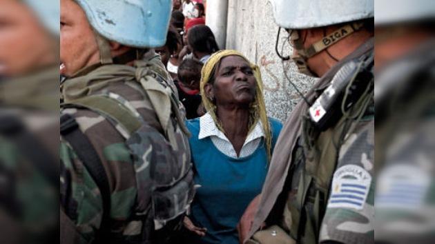 Uruguay repatria a los cinco militares acusados de violar a un joven en Haití