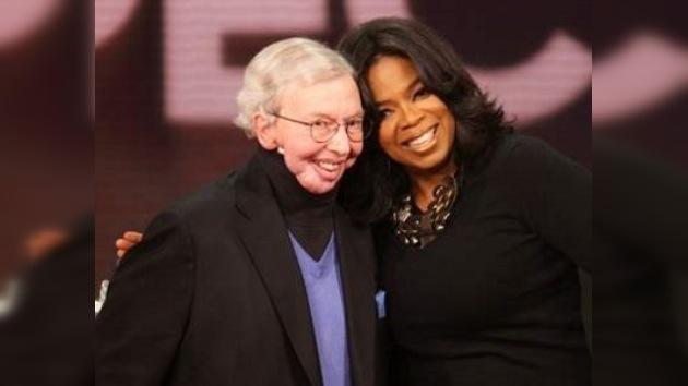 Roger Ebert recobra su voz en formato digital
