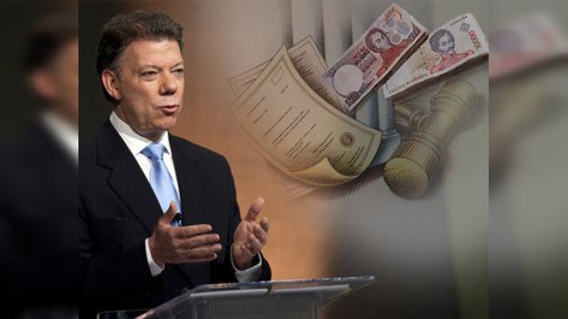 Proponen severa Ley Anticorrupción en Colombia